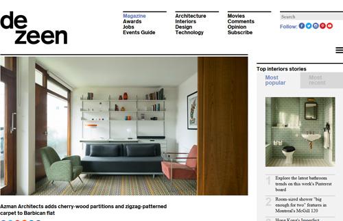 Azman Architects Dezeen