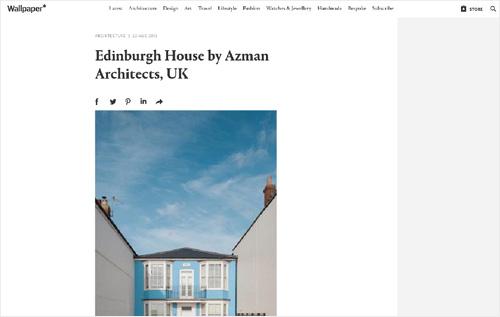 Azman Architects Wallpaper